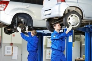 Common Repairs on Range Rover Steering and Suspension Systems