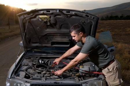 Fix a dead battery