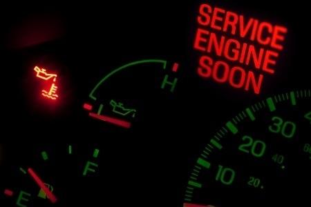 Volkswagen Service Light