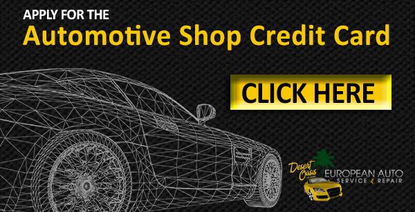 Auto Shop Credit