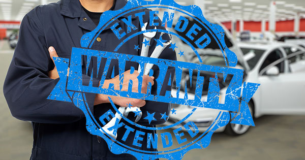 extended warranty for your vehicle