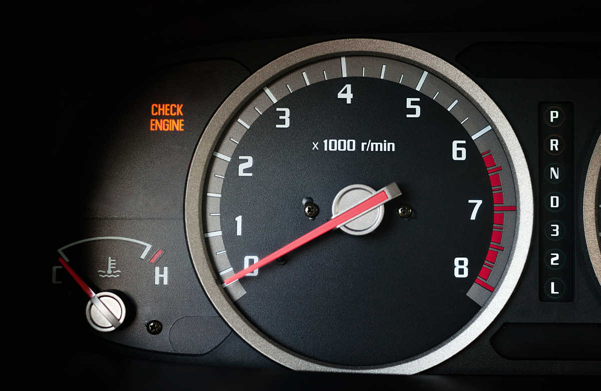 What Does A Blinking Check Engine Light Mean On A Bmw