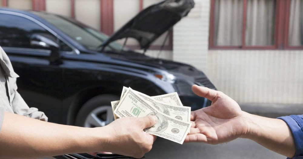 Cash For Car Repairs
